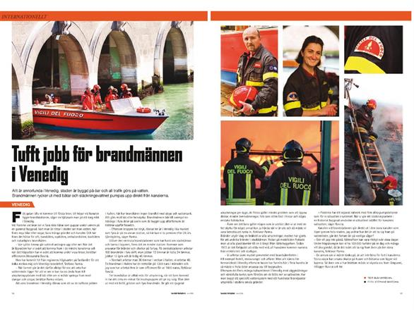 Swedish Firefighters