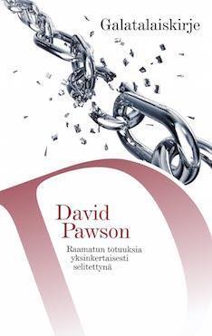 GALATALAISKIRJE - DAVID PAWSON