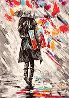 Puslespill Art Critic 500 brikker