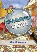RAAMATUN ETSIVÄ - LÖYDÄ JEESUS - JOSE PEREZ MONTERO