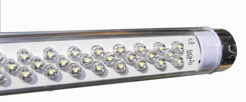 25 pack LED Lysrör 60 cm med 168 led.