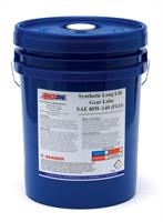 AMSOIL 80W-140 Long Life Synthetic Gear Lube 5 GL