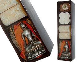Presentask - Buddha, rökelser & ljus (4 pack)