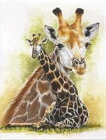 Diamond Painting, Giraff 24*34cm (A294) FPR