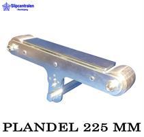 PLANDEL 225 MM MED ALUMINIUMHJUL