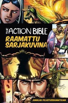 THE ACTION BIBLE - RAAMATTU SARJAKUVINA