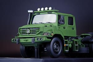 IMC MB Zetros Dual Cab 6x6 Army