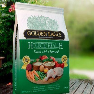 GE Holistic Health And og Havre 12kg