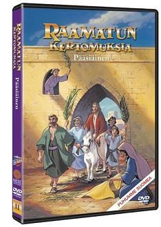 RAAMATUN KERTOMUKSIA - PÄÄSIÄINEN DVD