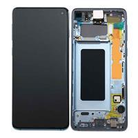 Samsung Galaxy S10 Skjerm - Blå