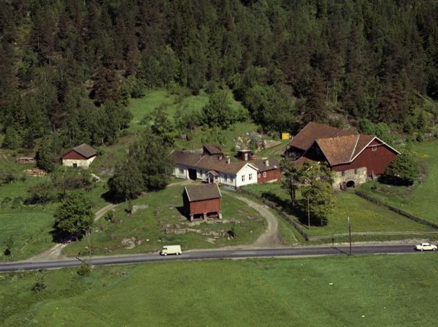 Bånkall gård v/ Oslo klatrepark