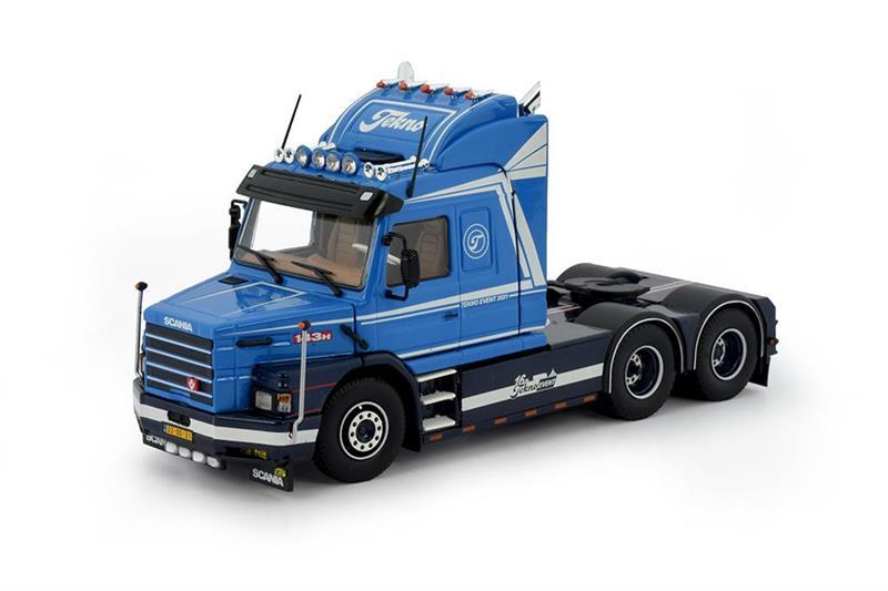 Tekno Scania T143H Tekno Event 2021 (NY)