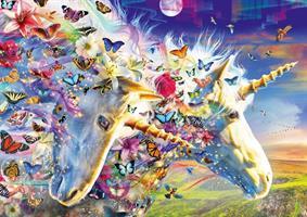 Puslespill Unicorn Dream, 1000 brikker