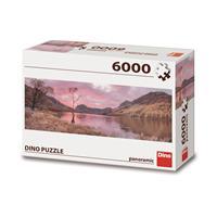 Puslespill Panorama Lake Buttermere England, 6000 brikker