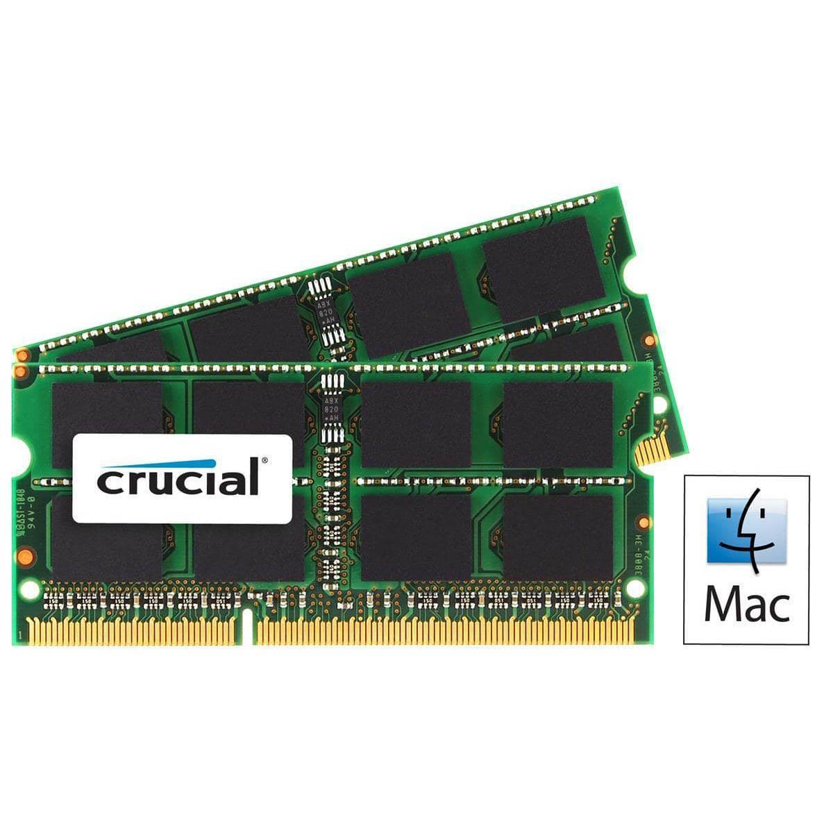 "Macbook Pro 13"" A1278 Ram Oppgradering 8Gb"