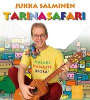 JUKKA SALMINEN & VALONLÄHDE - TARINASAFARI CD