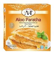 A1 Aloo Paratha 3 Pieces * 20