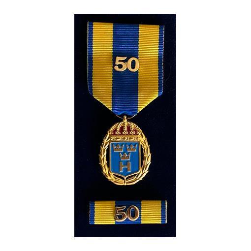 Medaljset (HvTjgGM50), litet