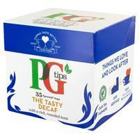 PG Tips Tasty Decaf Tea 6x35bags