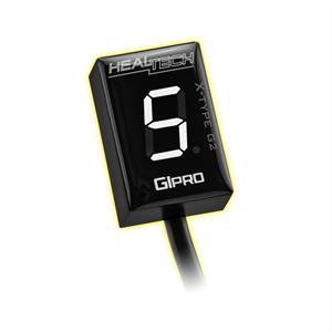 GIpro X-type G2 girindikator -BLÅ -GPX-A01