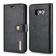 Samsung S8+ Skinn Lommebok Etui (Magnet)