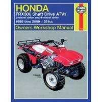 HAYNES ATV Service & Repair Manual Honda TRX300