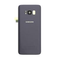 Samsung Galaxy S8 Bakdeksel - Orchid Grå