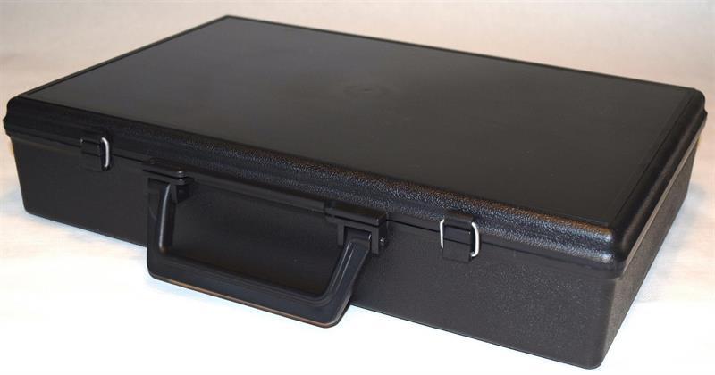 Koffert T50 svart 400x270x84mm