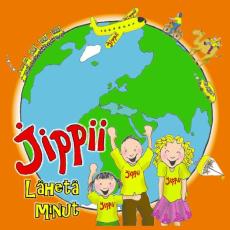LÄHETÄ MINUT - JIPPII CD