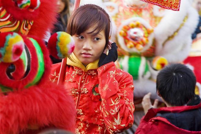 Kinesiska nyåret.
