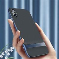 iPhone Xr Shockproof TPU Bumper Deksel