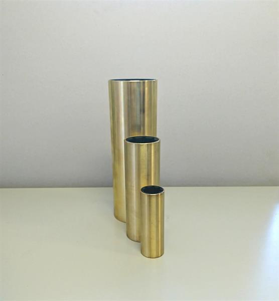 Vattensmort axellager mässing Ø 55 mm • utv 75 mm