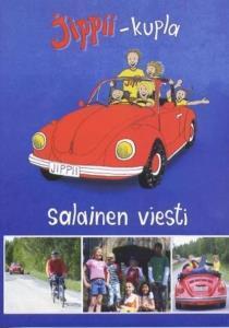 JIPPII - KUPLA - SALAINEN VIESTI DVD