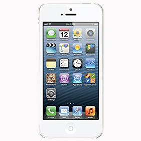 Skjermbytte iPhone 5