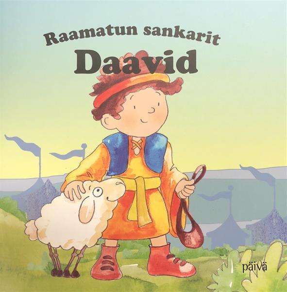 RAAMATUN SANKARIT - DAAVID - KOVACS VICTORIA