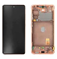 Samsung Galaxy S20 FE 5G Skjerm - Cloud Orange