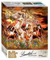 Puslespill Horses 1000 brikker
