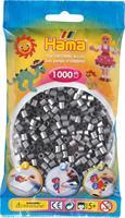 Hama perler Midi, Sølv 207-62 1000stk