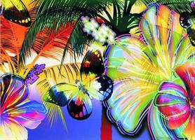 Puslespill Sommerfugler 1000 brikker