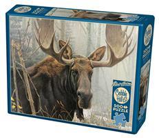 Puslespill Bull Moose, 500 brikker