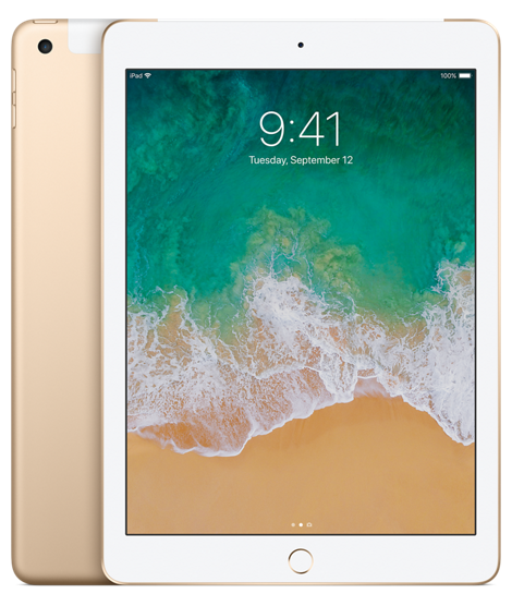 "iPad 9,7"" 5th 2017 Glassbytte (A1822/A1823)"