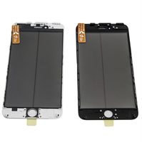 Glass/Ramme/OCA/POL - iPhone 6+ - WH
