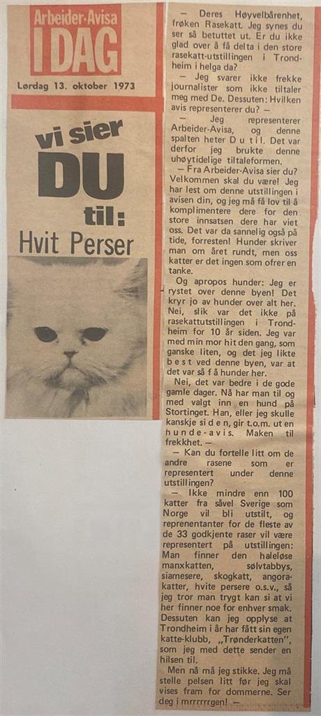 Arbeideravisa 13.10.1973