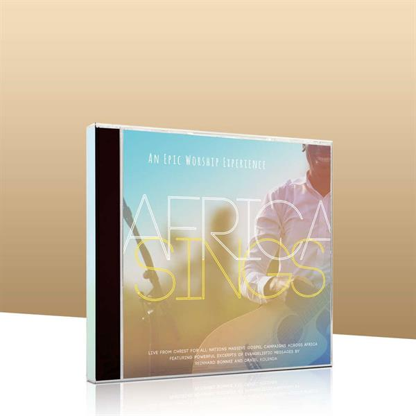 CFAN MUSIC - AFRICA SIGNS - AN EPIC WORSHIP EXPERIENCE CD