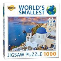 Mini Puzzle, Santorini 42*29cm 1000 brikker