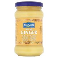 Nishaan Ginger Paste (Minced) 6x1kg