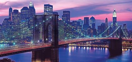 Puslespill New York, 13200 brikker