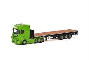 Scania S HL V8 6x2 Bring (NO)