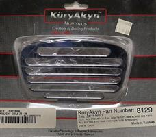 Küryakyn Tail light grill Harley Davidson XL, BigT