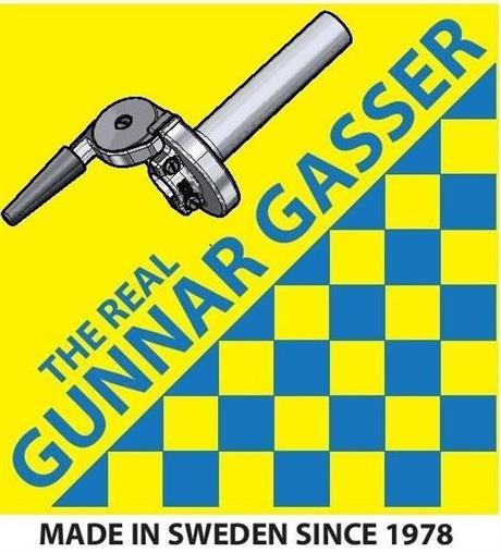 Gunnar Gasser Throttle